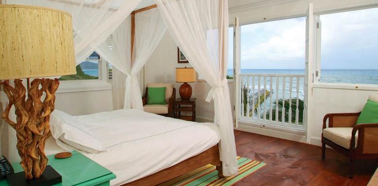 The Atlantis Hotel, one bedroom suite ocean view