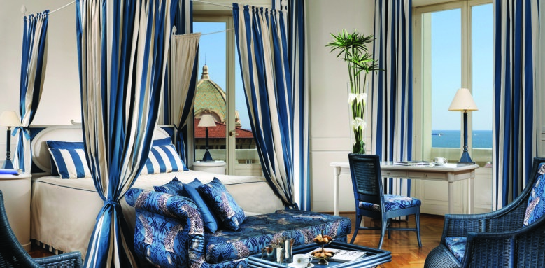 Grand Hotel Principe di Piemonte, Suite Sea View