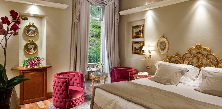 Grand Hotel Tremezzo, Prestige Room
