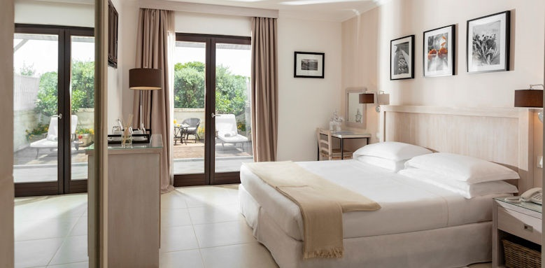 Canne Bianche, classic room