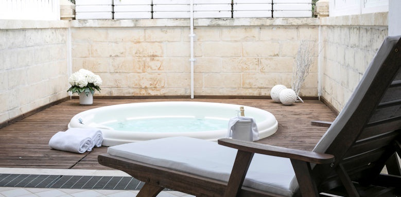 Canne Bianche, Superior Plus Room