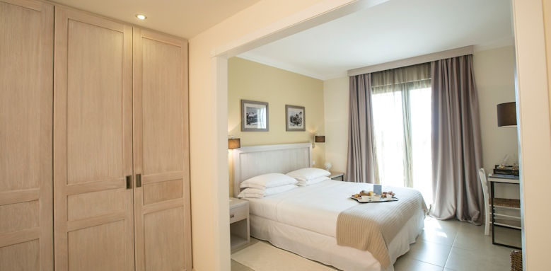 Canne Bianche Lifestyle & Hotel, junior suite side sea view