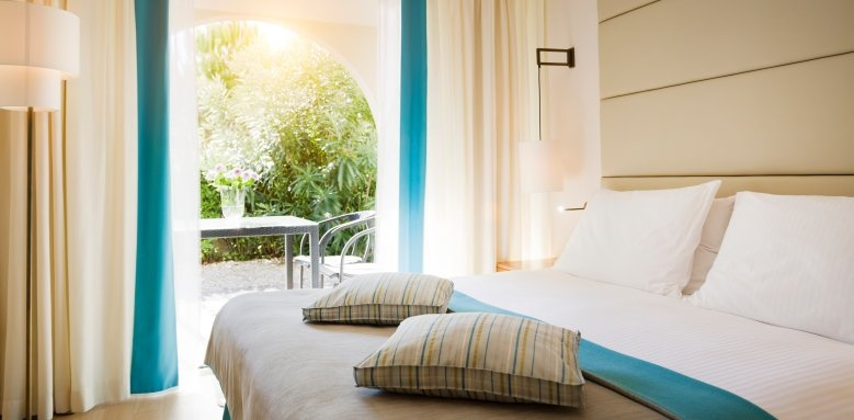dubrovnik sun gardens, one bedroom garden view