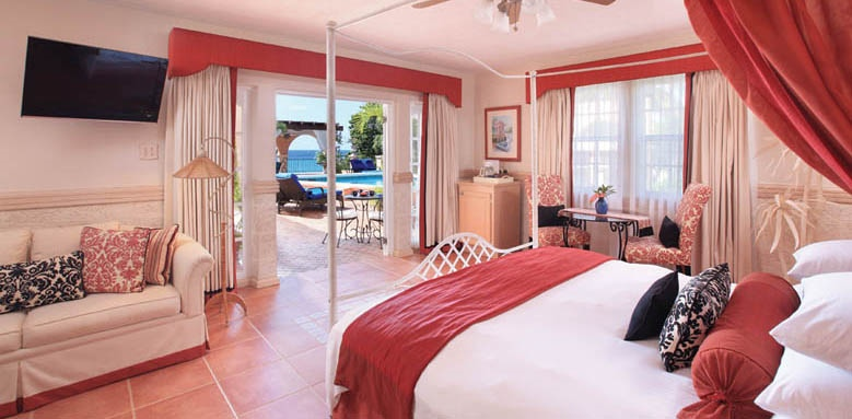 Little Arches Boutique Hotel, deluxe room ocean view