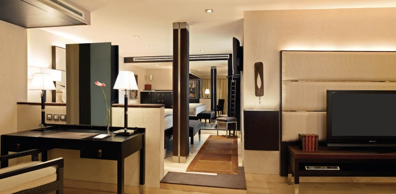 The Oberoi Zahra, luxury suite