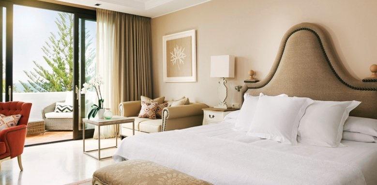 Marbella Club Hotel Golf Resort & Spa, deluxe double front sea view