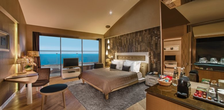 Maxx Royal Belek Golf Resort, family suite sea view