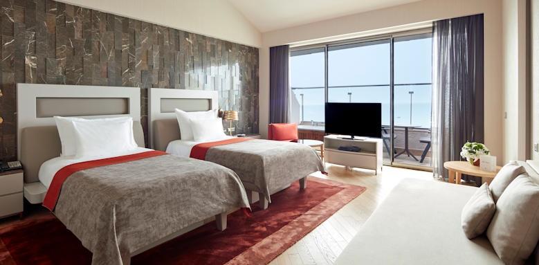 Maxx Royal Belek Golf Resort, family suite sea view