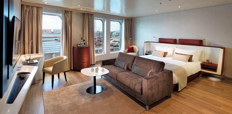 Sunborn Gibraltar, Executive Room