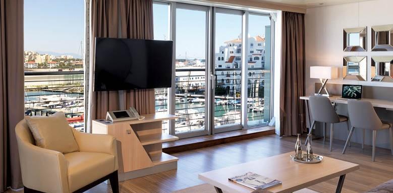 Sunborn Gibraltar, Penthouse Suite