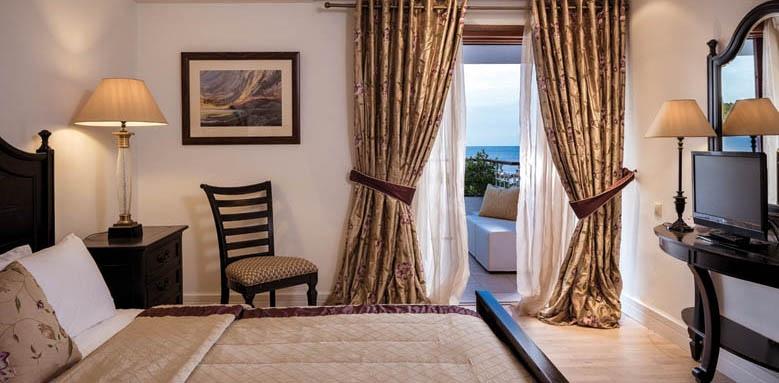 Skiathos Princess Hotel, two bedroom suite