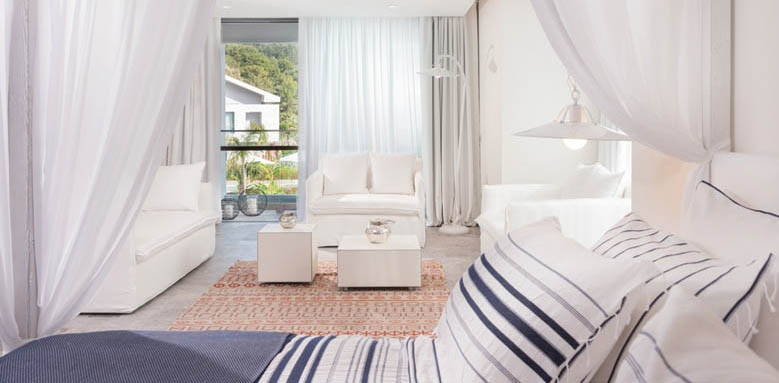 D-Resort Gocek, junior suite with pool