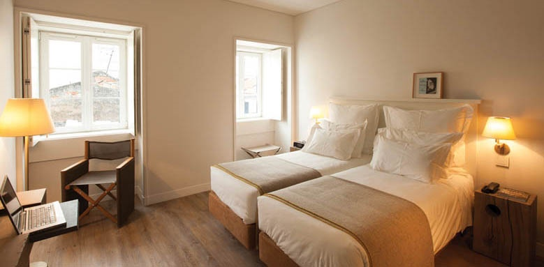 Memmo Alfama, twin patio room