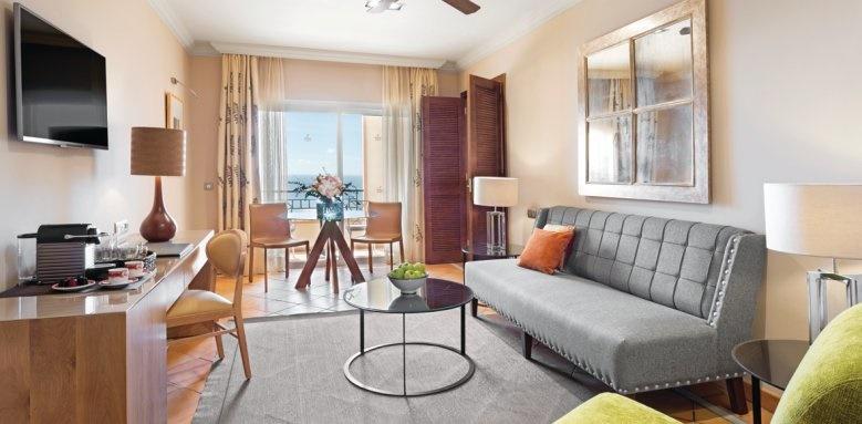 bahia del duque, suite living room