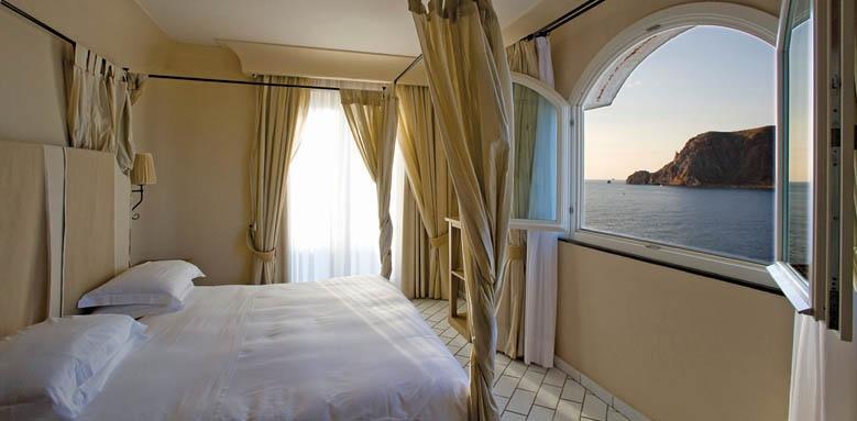 Therasia Resort Sea & Spa, suite sea view