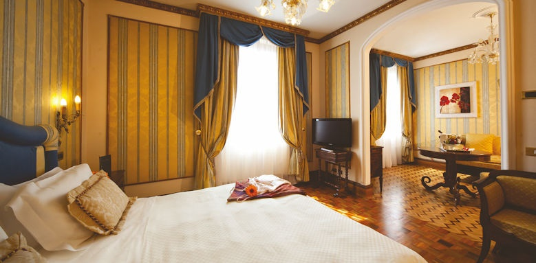 Due Torri Hotel, classic suite