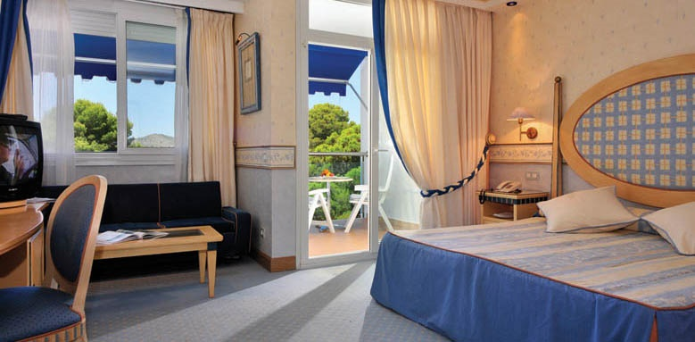 Hipotels Hotel Eurotel Punta Rotja, Standard Room