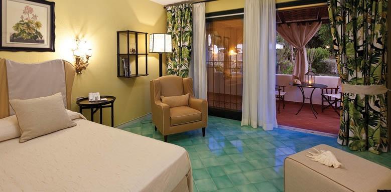 Garden & Villa Resort, superior room