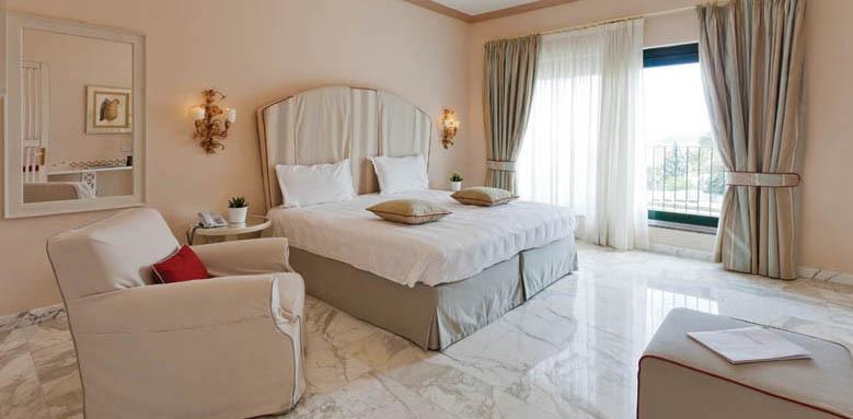 Garden & Villa Resort, deluxe room