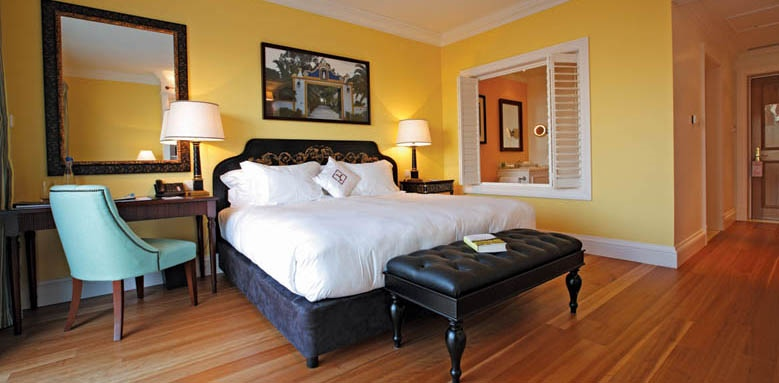 The Yeatman Hotel, executive room