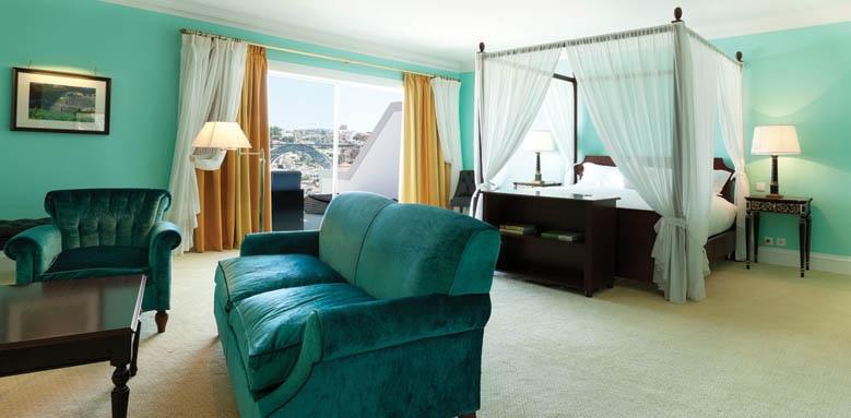 The Yeatman Hotel, suite