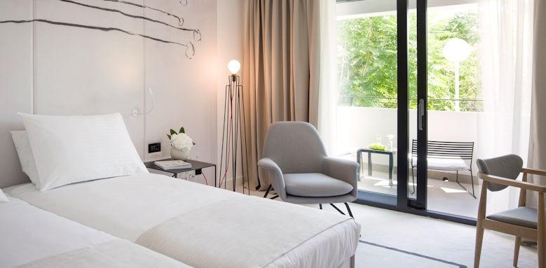 hotel kompas, classic room