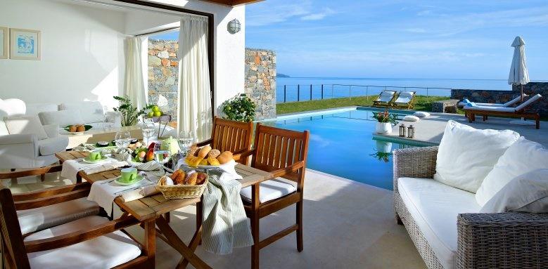 St. Nicolas Bay Resort Hotel & Villas, One bedroom club suite