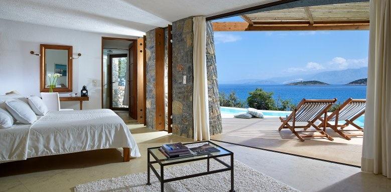 St. Nicolas Bay Resort Hotel & Villas, Daphne and Chloe Thalassa studio