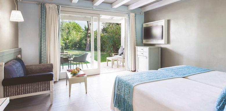 Le Palme, deluxe bungalow