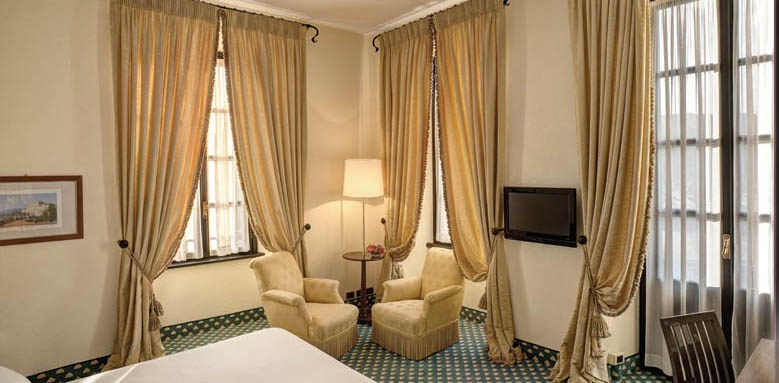 Palace Hotel, deluxe room