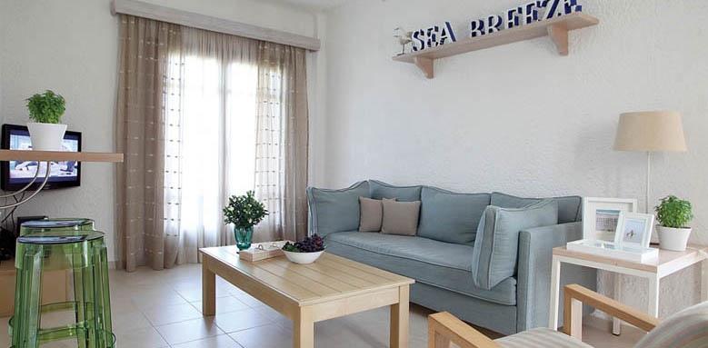 Skopelos Village Suite Hotel, Sea Breeze suite
