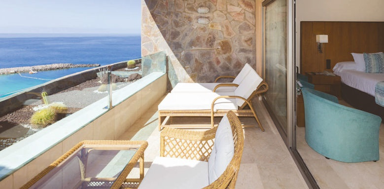 gloria palace royal, ocean view suite