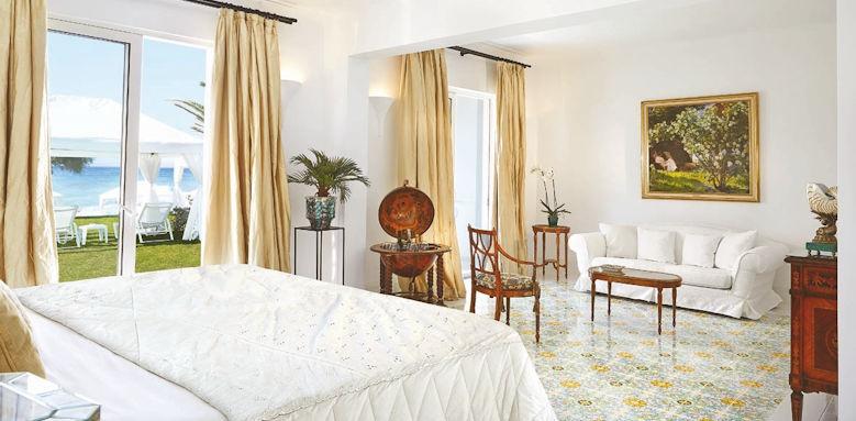 Grecotel Caramel, 4 bedroom luxury villa beach front