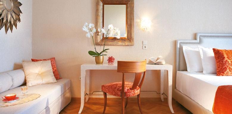 creta palace, double room