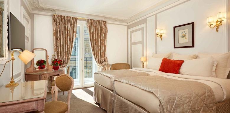Hotel Regina Paris, deluxe