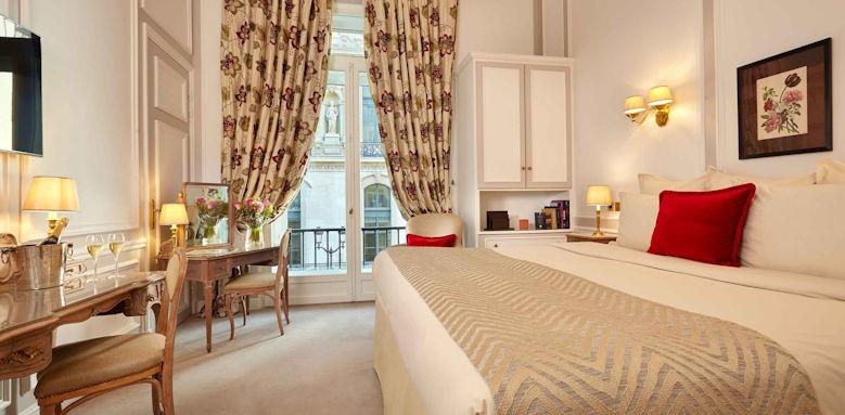 Hotel Regina, deluxe room