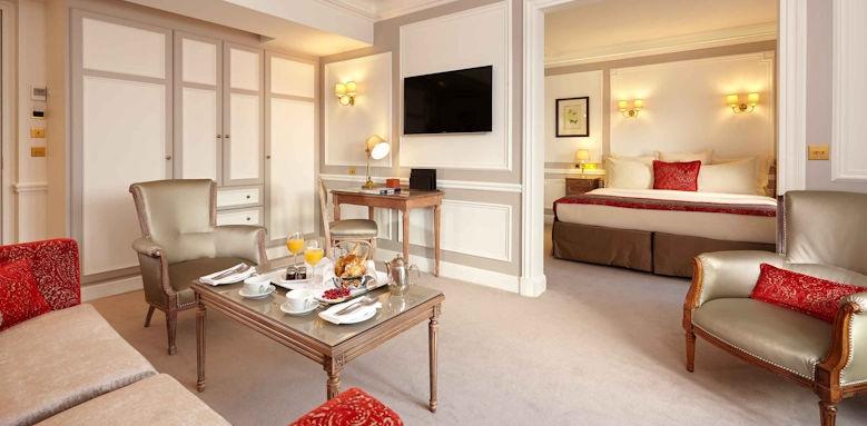 Hotel Regina, junior suite