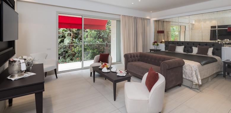 Villa del parco, double room