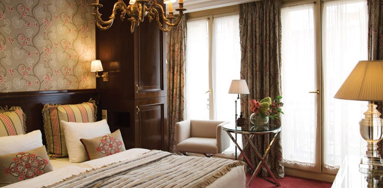 Hotel Estherea, deluxe room