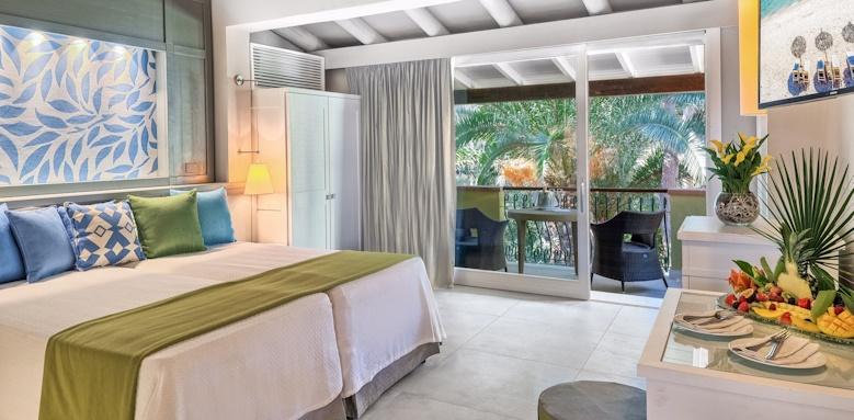 Hotel Pineta, superior terrace