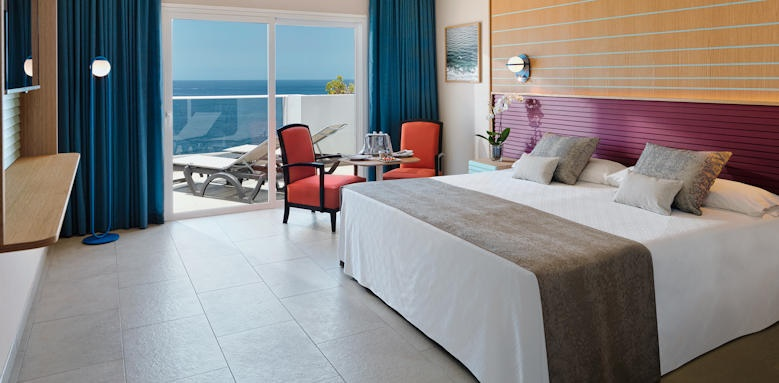 Roca Nivaria Gran Hotel High floor ocean view room