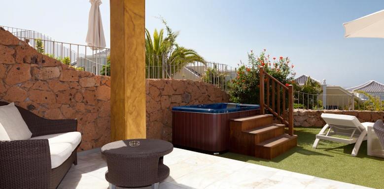 Hote Suite Villa Maria, one bedroom villa, jacuzzi