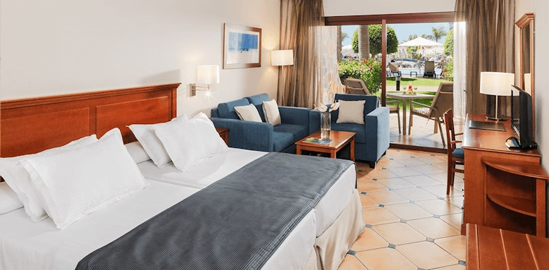 H10 Playa Meloneras Palace, double room