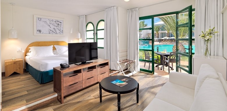 H10 Ocean Suites, Junior Suite