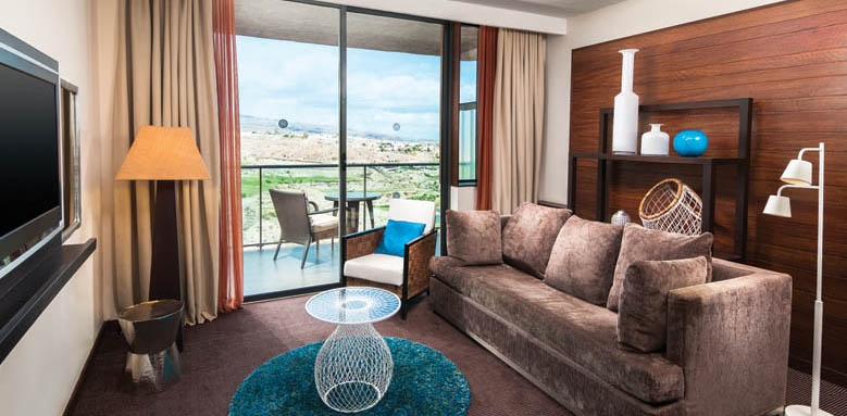 Sheraton Gran Canaria Salobre Golf Resort & Spa, junior suite living room