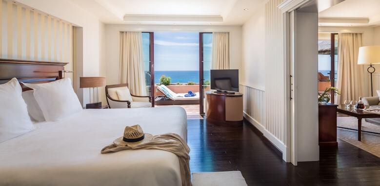 Kempinski Hotel Bahia, suite del mar