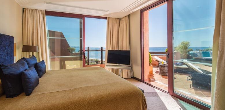 Kempinski Hotel Bahia, presidential suite