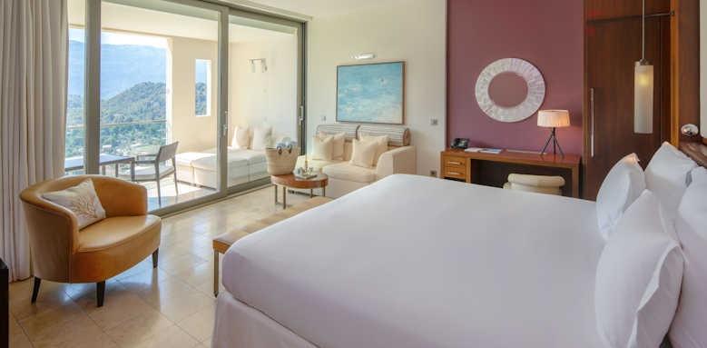 Jumeirah Port Soller, deluxe room sea view