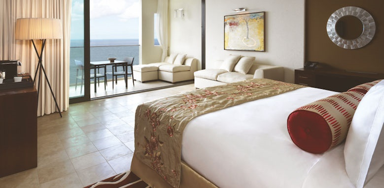 Jumeirah Port Soller, deluxe room ocean view