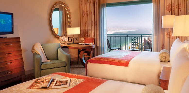 Atlantis The Palm, Palm Beach deluxe room